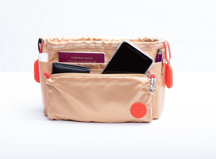Sheer Sports Handbag Liner - Organiser