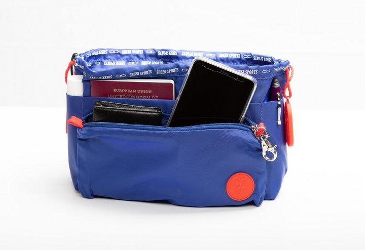 Sheer Sports Handbag Liner - Organiser