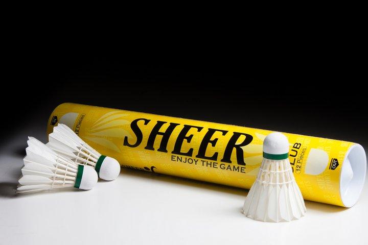 Sheer Yellow