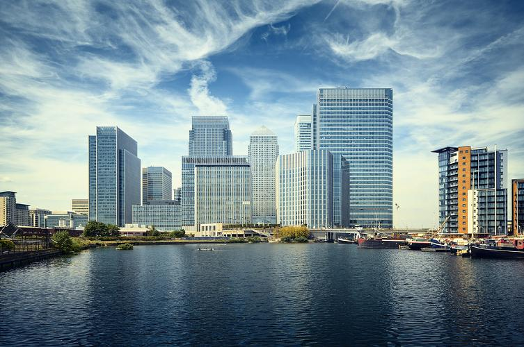 Canary Wharf Skyscraper Plan May Switch To Apartments The latest skyscraper in London's docklands may be redesigned as a residential tower instead of an office block, it has been revealed.