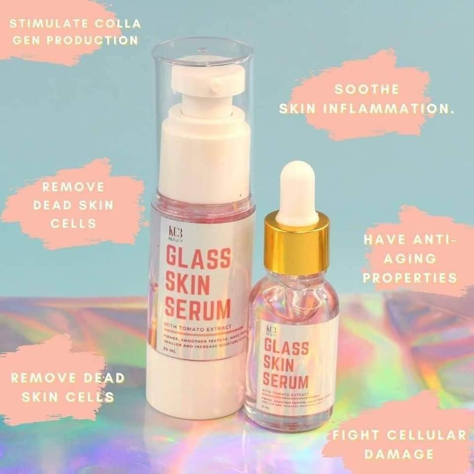 KC3 Glass skin serum