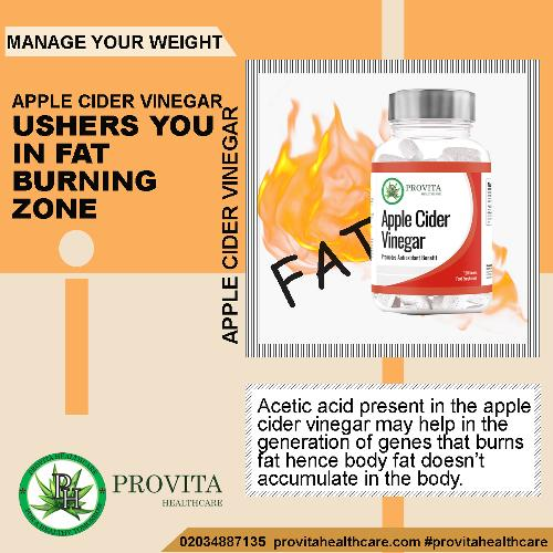 Manage your Weight with Apple Cider Vinegar I am sure most of you can relate to the daily struggle of balancing one's personal and professional life.