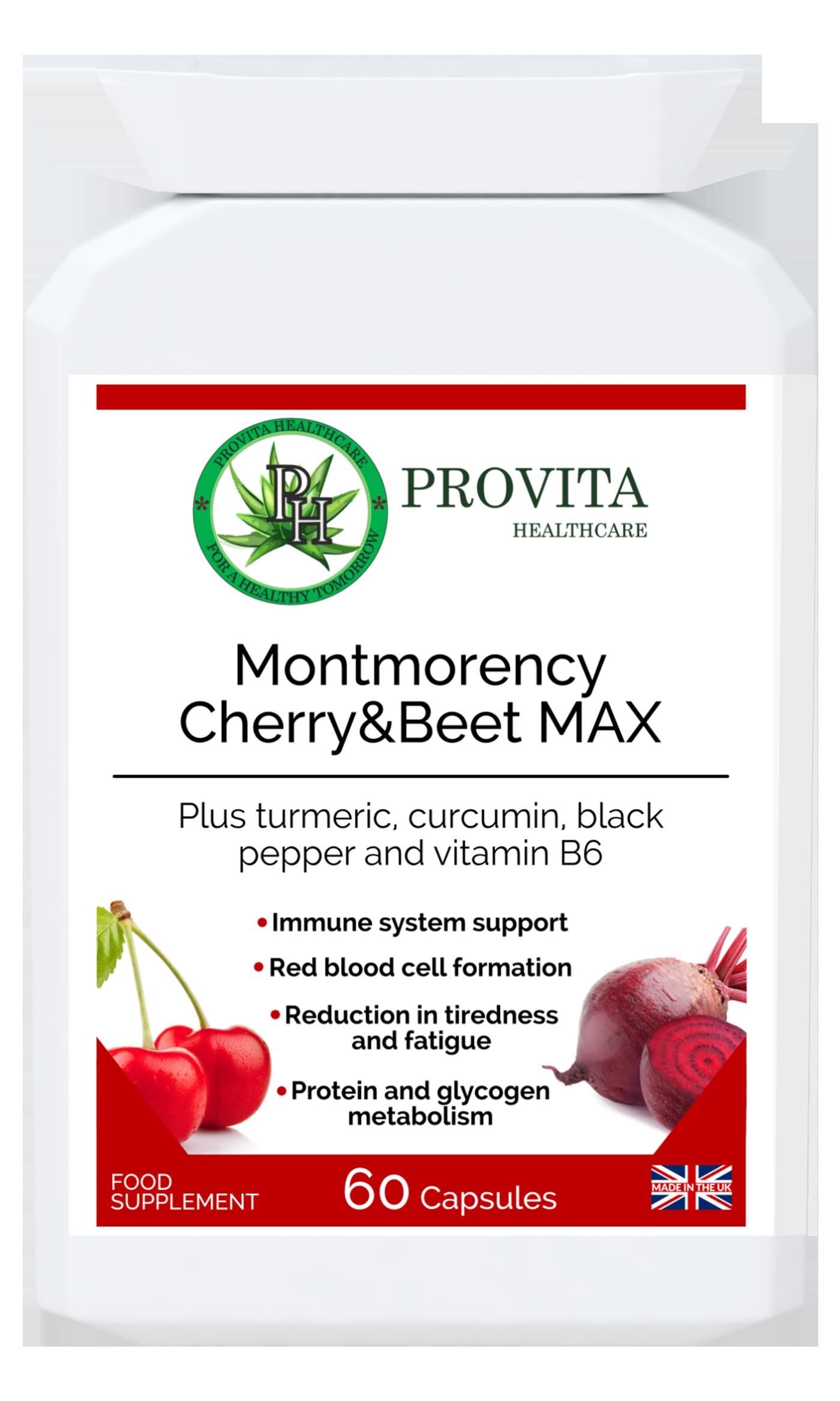 Montmorency Cherry&Beet MAX