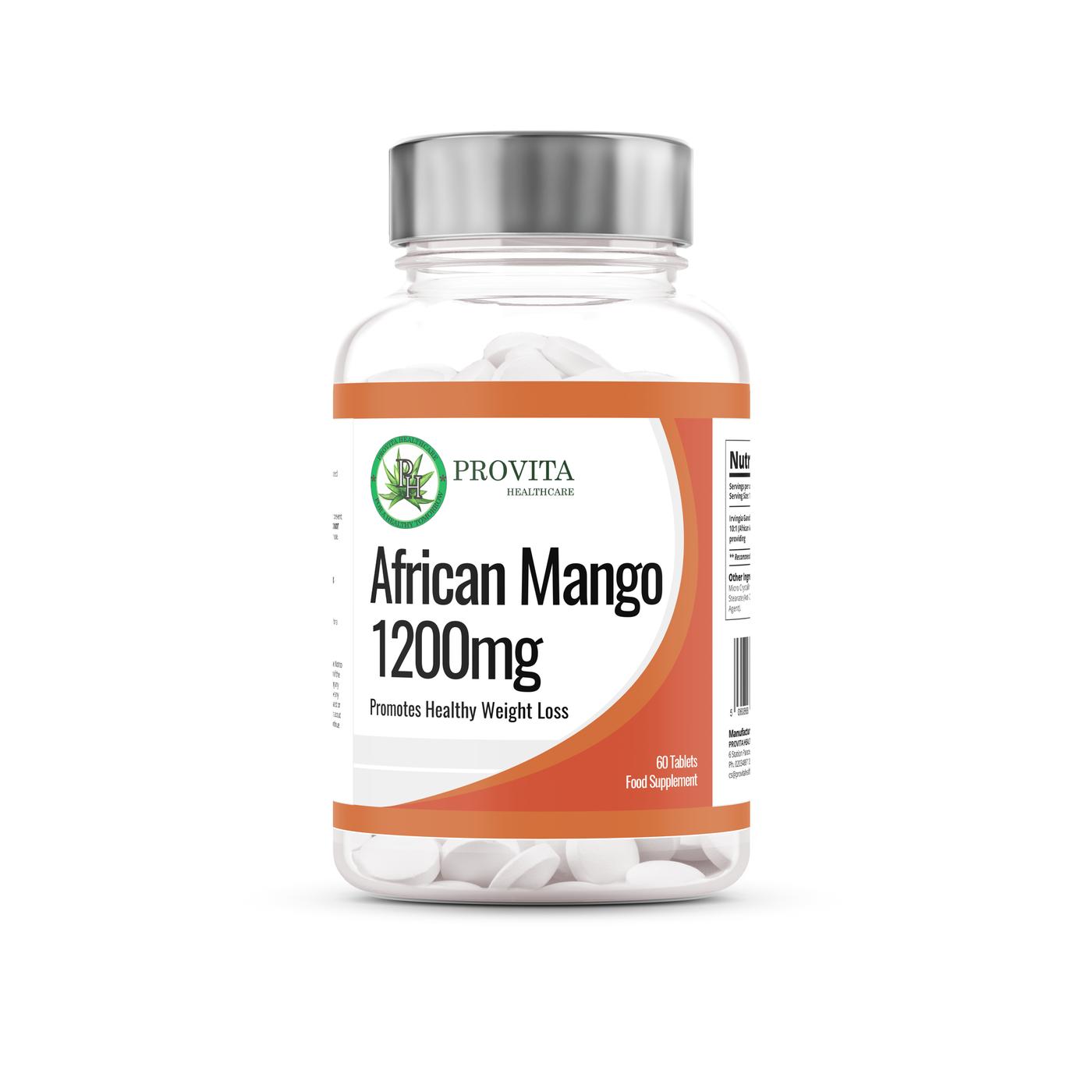 African Mango 1200mg