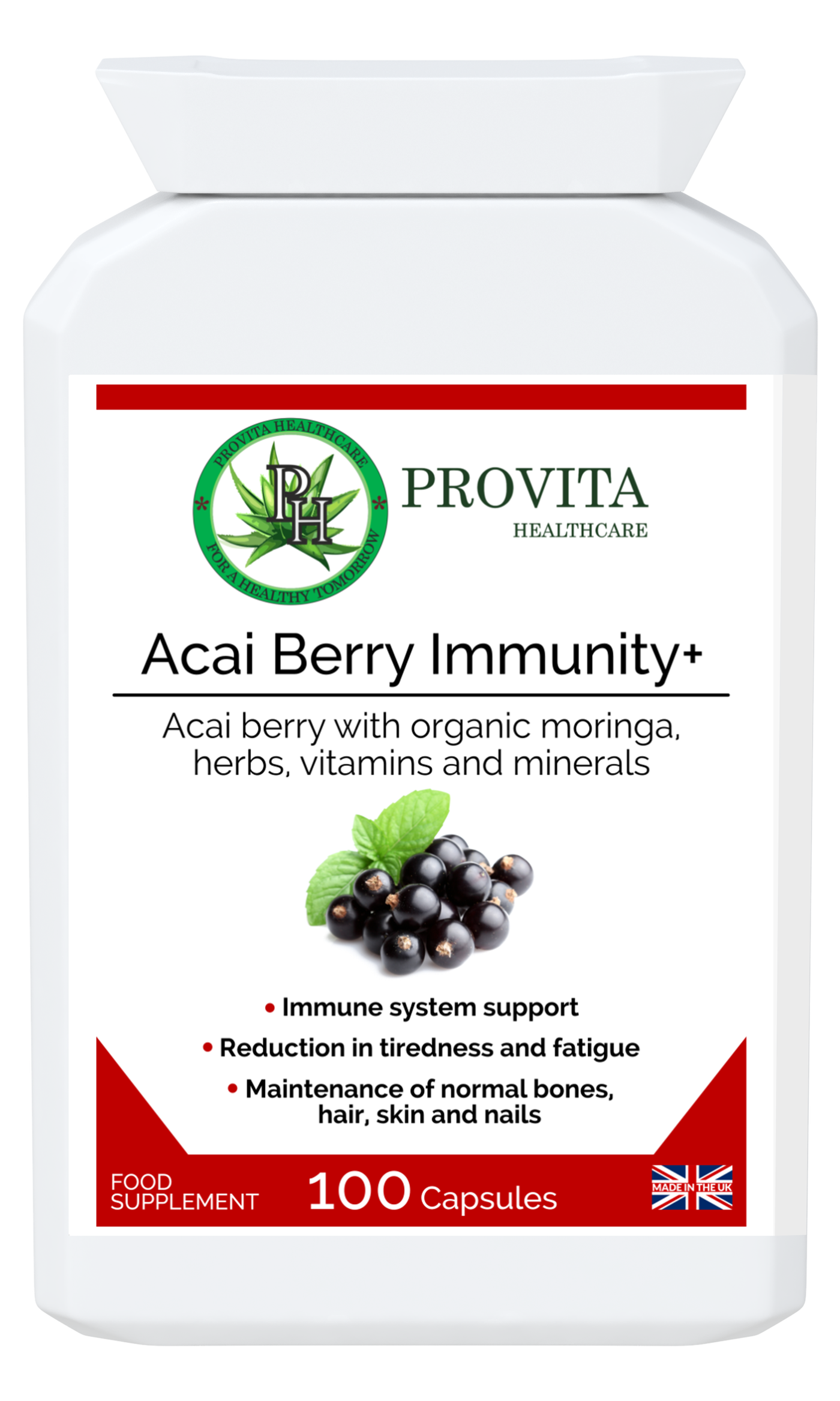 Acai Berry Immunity+