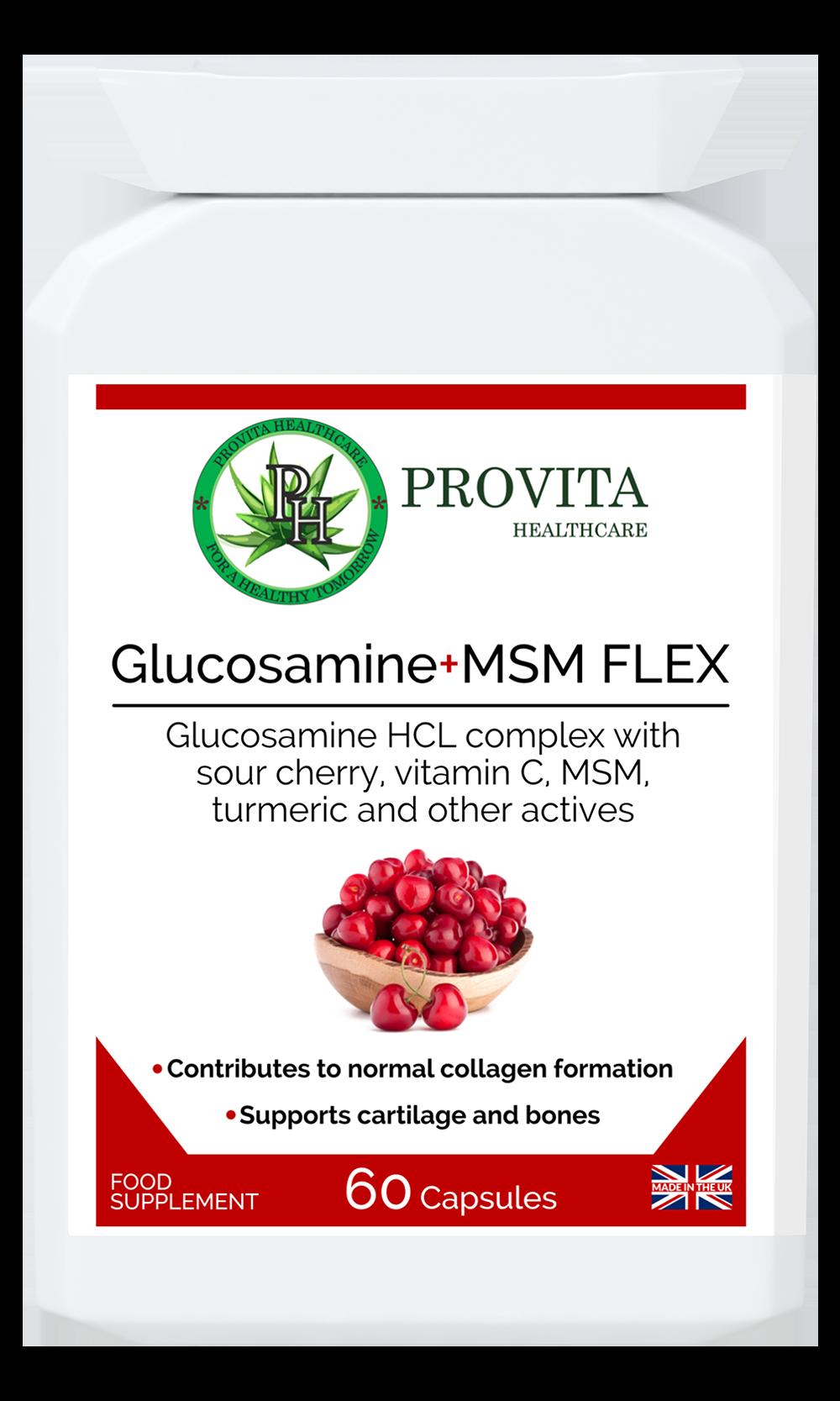 Glucosamine+MSM FLEX