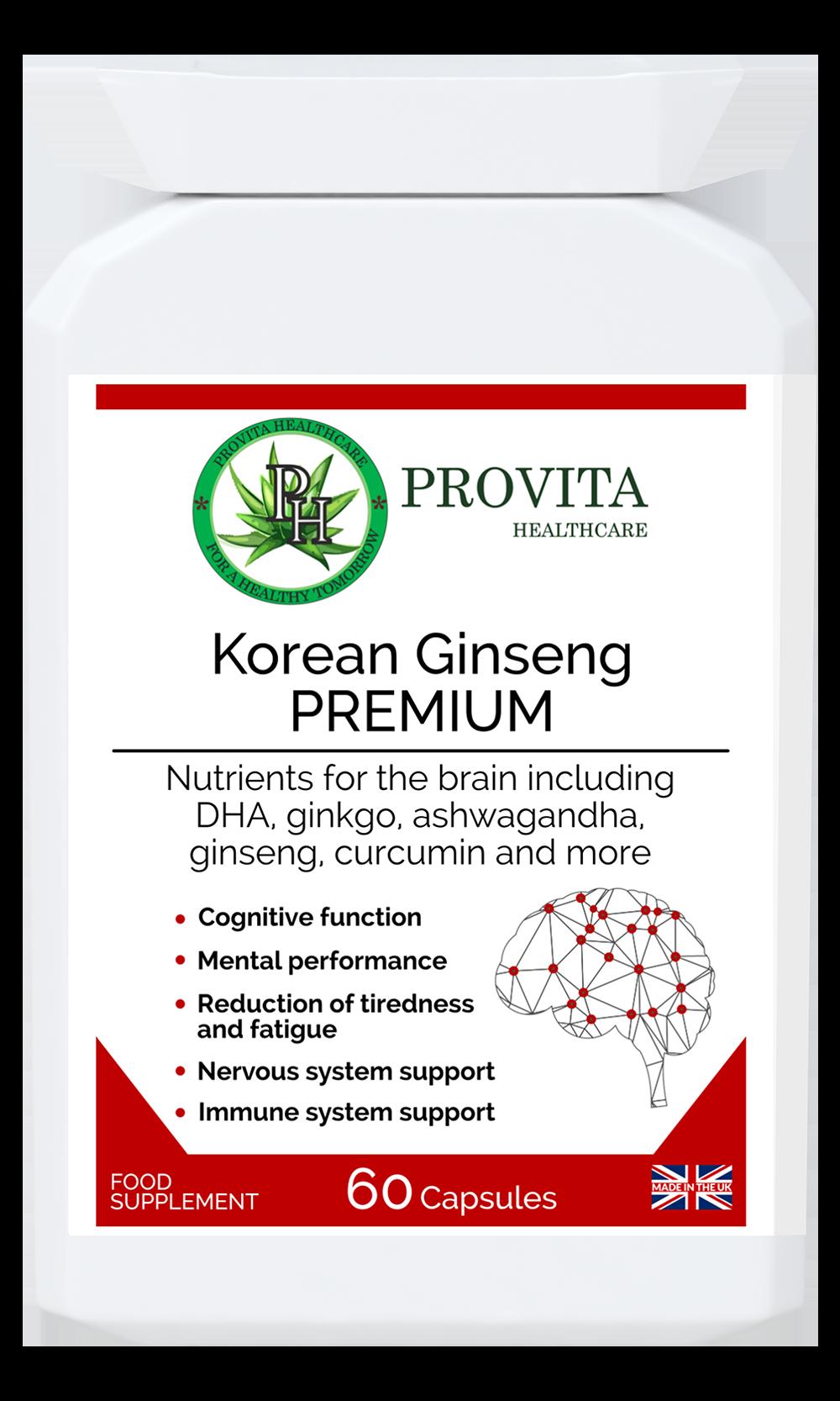 Korean Ginseng PREMIUM