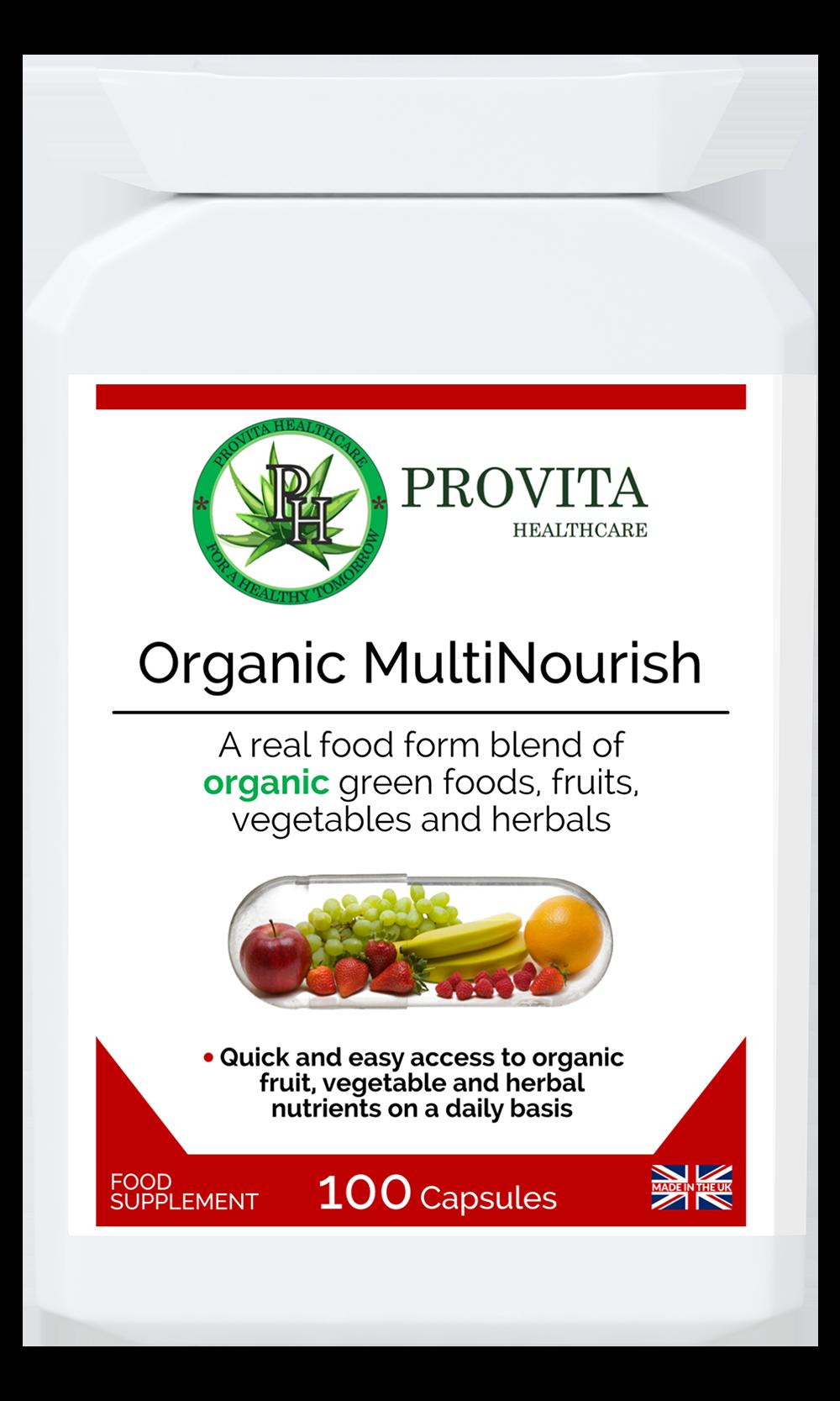 Organic MultiNourish
