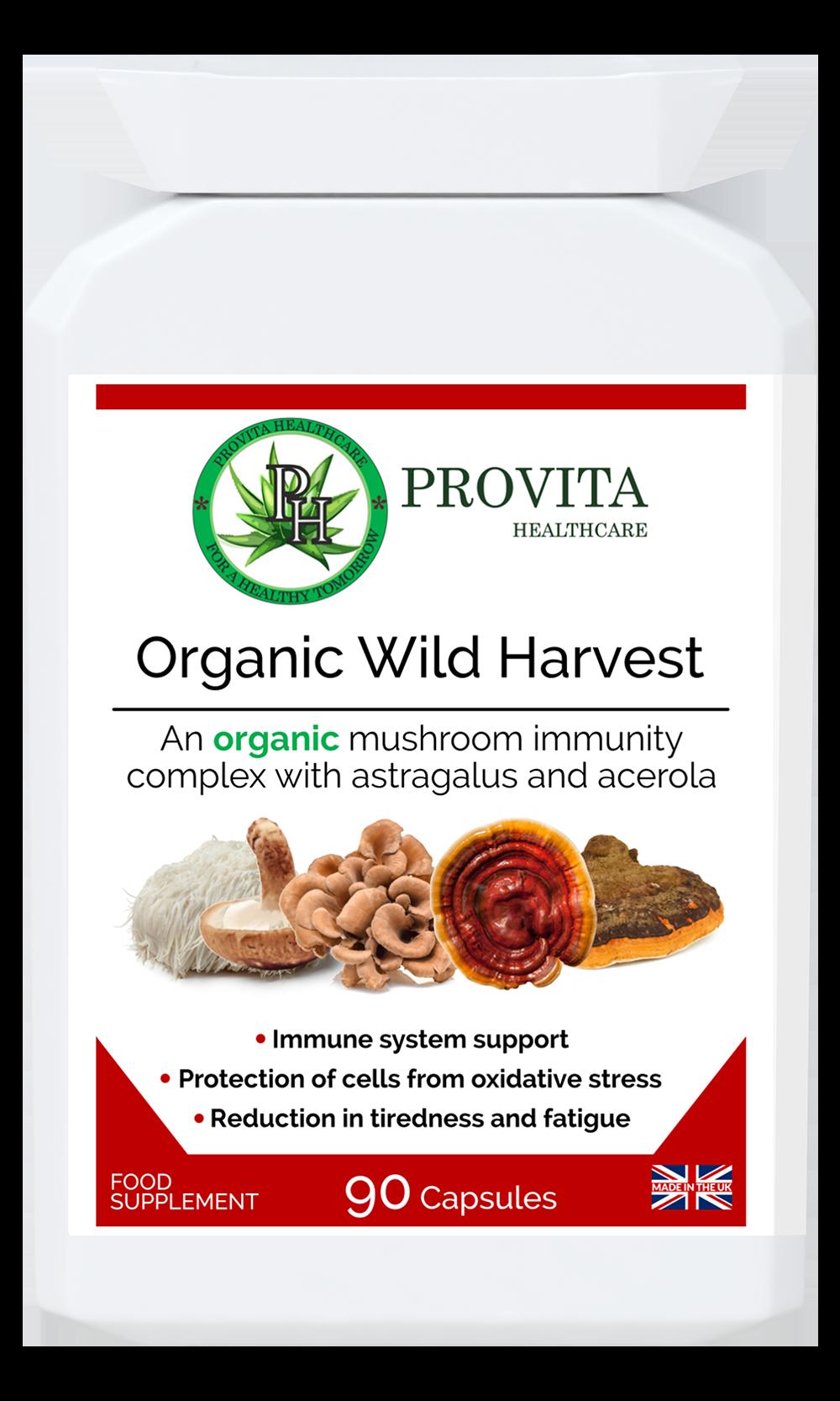 Organic Wild Harvest