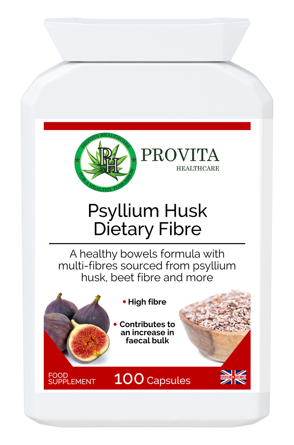 Psyllium Husk Dietary Fibre