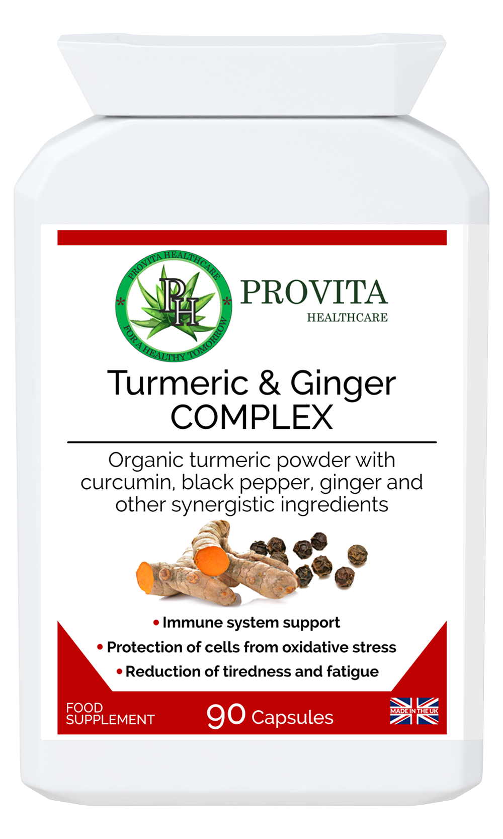 Turmeric & Ginger COMPLEX