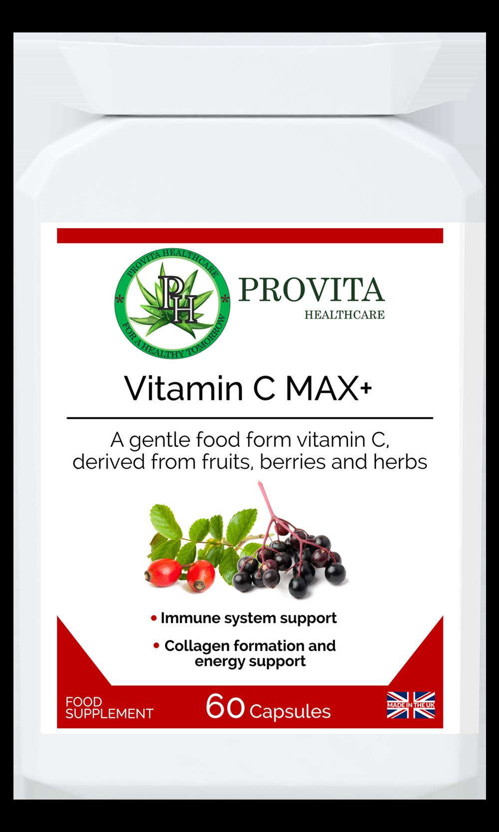 Vitamin C MAX+