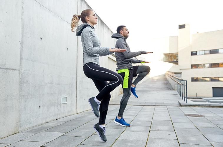 Grit Cardio Designed by Les Mills this type of high intensity training is created to push you to your limits from the very beginning.