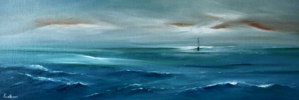 SILK AND SEAWATER