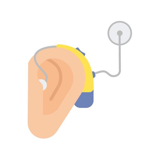 Cochlear Implants A cochlear implant is an electronic device, which can provide useful hearing to children and adults who get little or no benefit from conventional hearing aids.