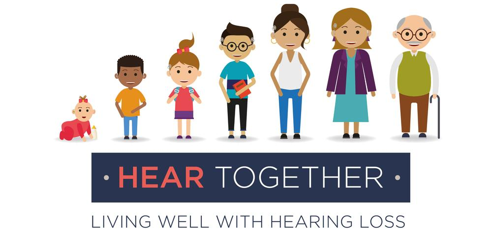 Welcome to our new website...come & look around! Our brand new website for hearing loss support for children and adults.