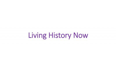 Living History Now! History is stories about the past...my stories about my past are my autobiographical memories.