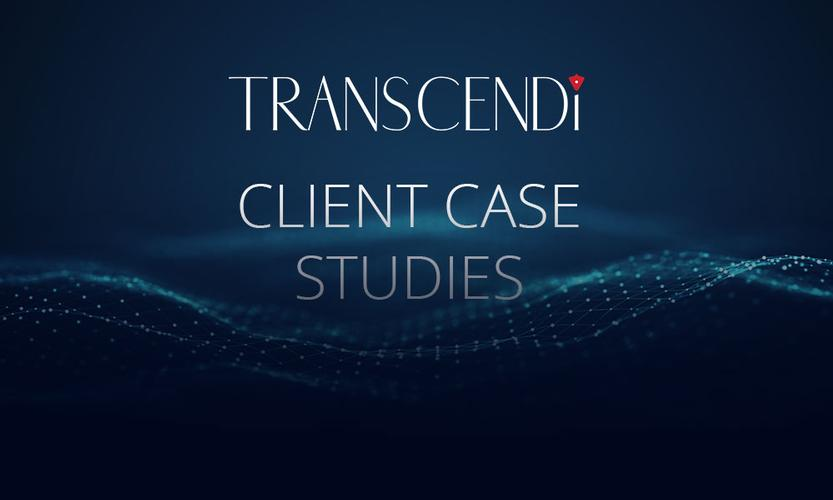 Transcendi can transform your organisation and deliver each stage of this complex journey from end to end. From the definition of the parameters to the implementation of change, we will guide you through every step of the process.