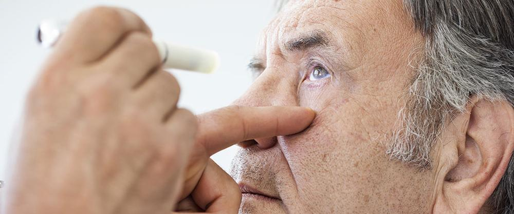 Cataracts As we get older, the clear lens inside your eye can become cloudy or misty. This is referred to as cataracts.