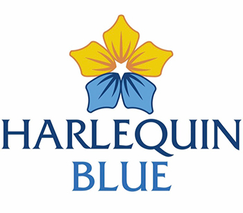 Harlequin Blue Limited CBD oil blogger UK