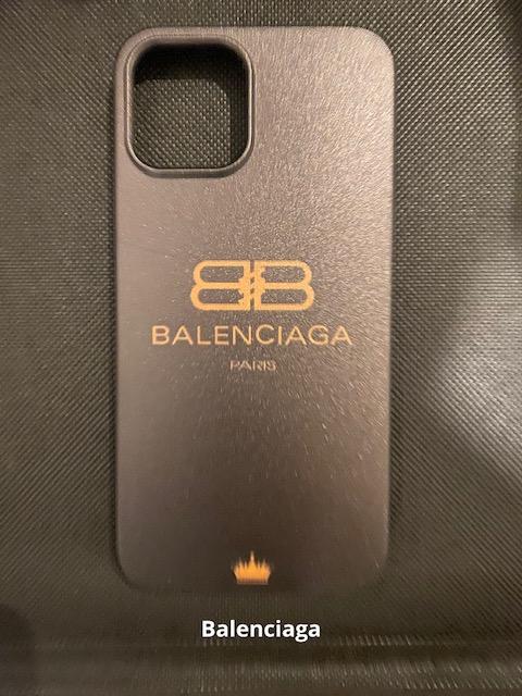Balenciaga iPhone Pro SMART case