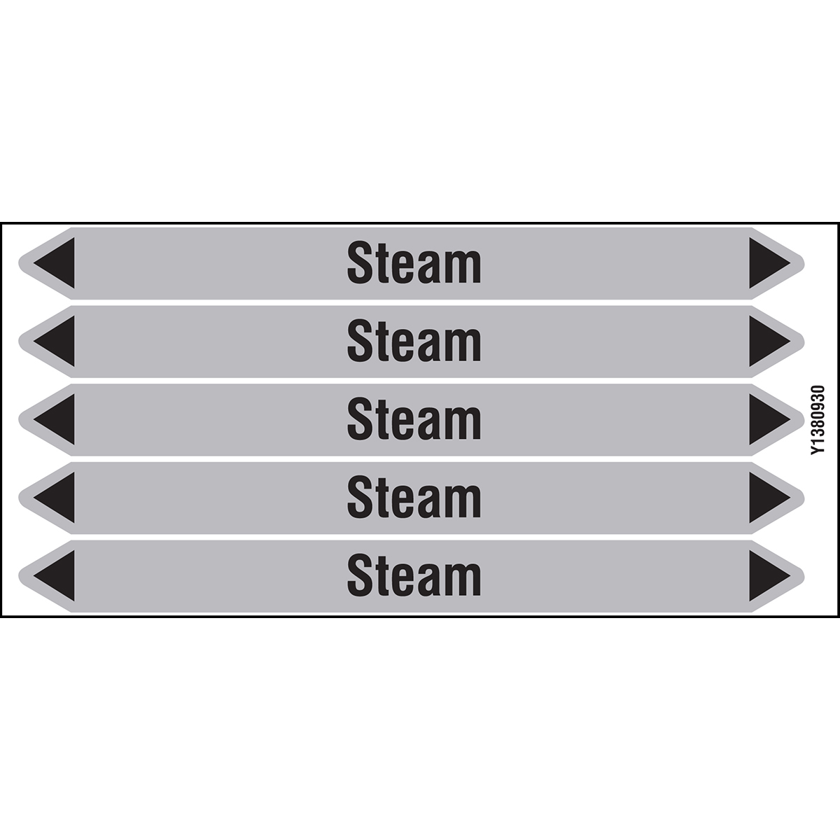 Steam Products - European Style Individual Peel-Off Pipe Makers on a card