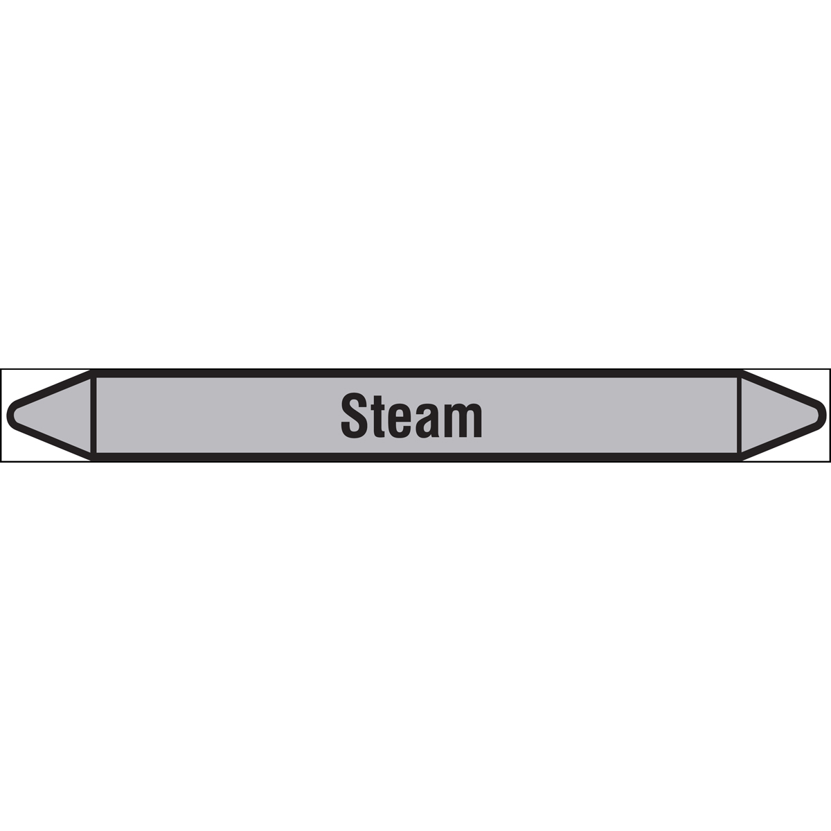 Steam Products - European Style Liner-less Individual Pipe Markers on a roll