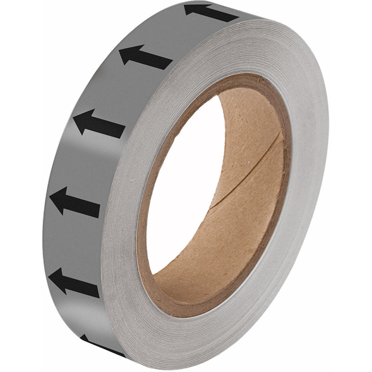 Flow Direction Tape - Grey