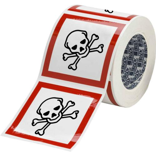 GHS Symbols - Acute Toxicity