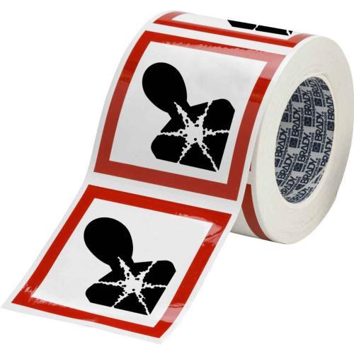 GHS Symbols - Respiratory Hazard