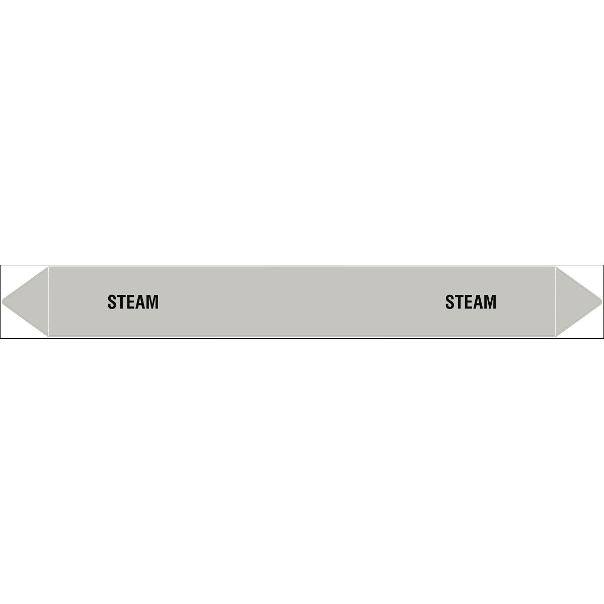 Steam - Individual Pipe Markers