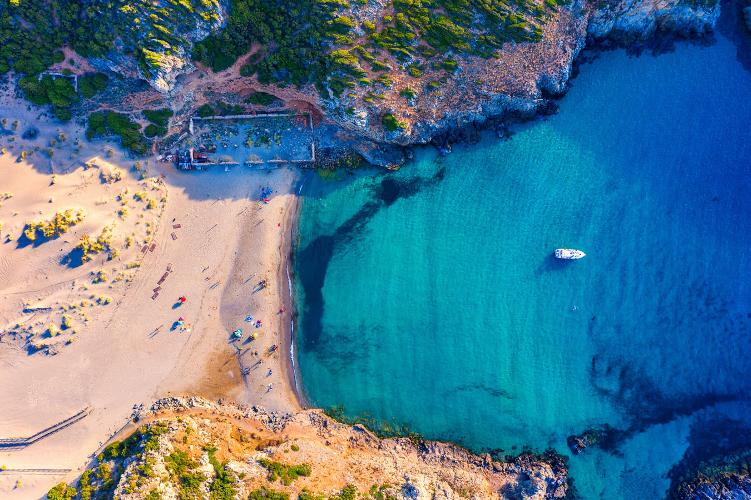 Types of Holiday activites in Sardinia