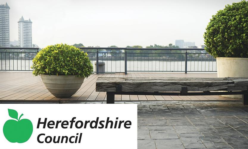 Herefordshire Council Public Realm Contract  Andrew McKie was appointed to provide commercial support services for Herefordshire county council's management team when they signed a partnership contract with a private sector partner.