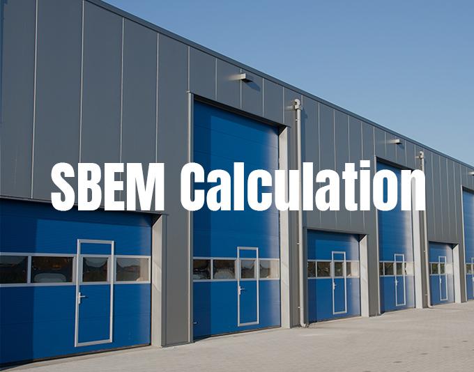 SBEM Calculation