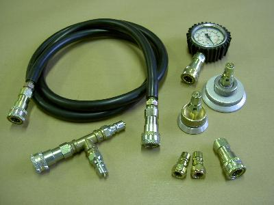 Vacuum hoses and fittings