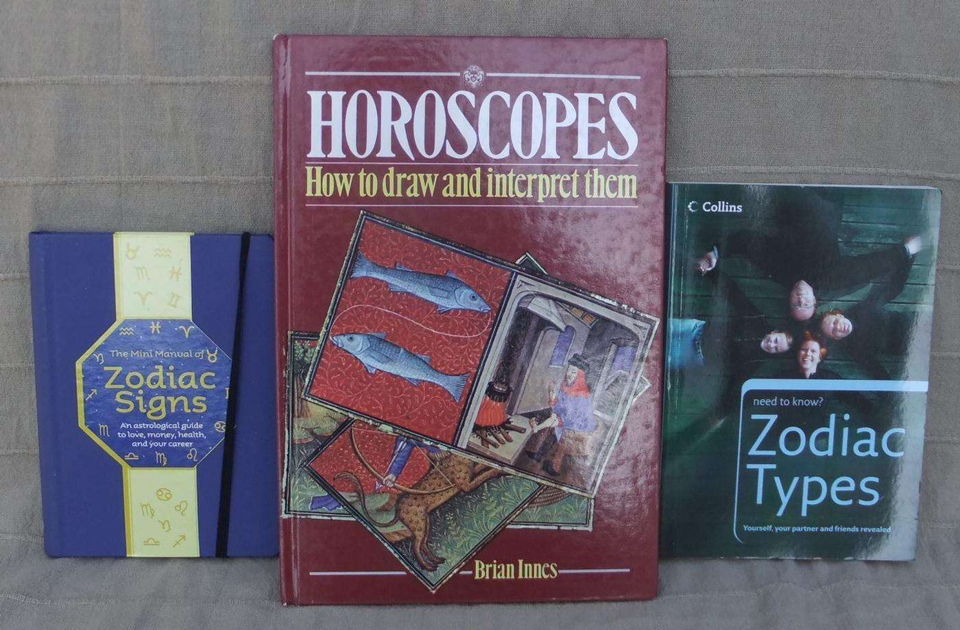 Zodiac / Horoscope Books