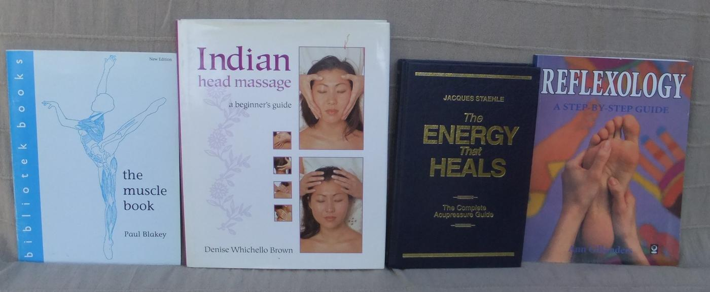 Mix -1 Healing Books