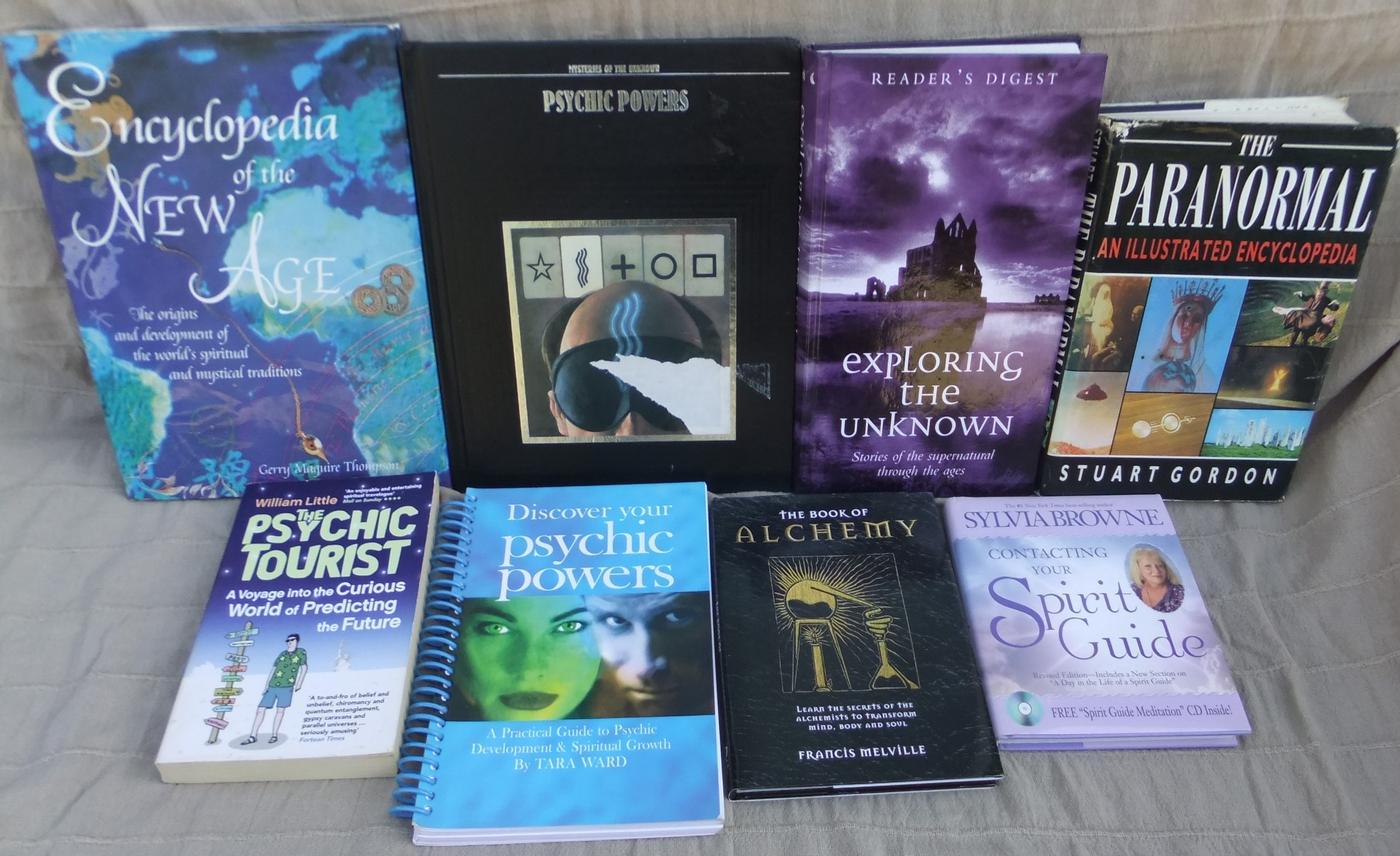 Psychic and Spiritual Books