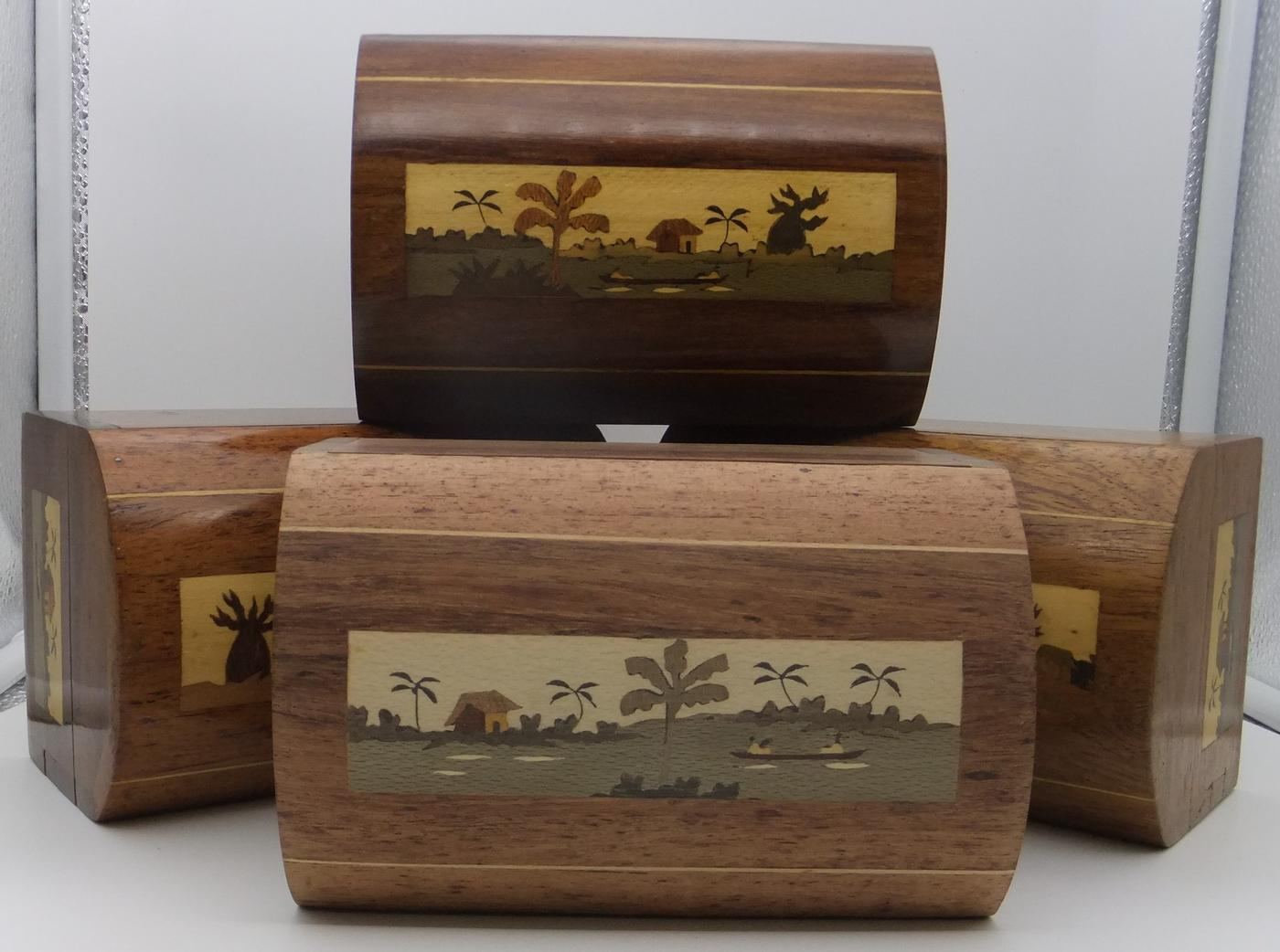 Secret Boxes from Madagascar