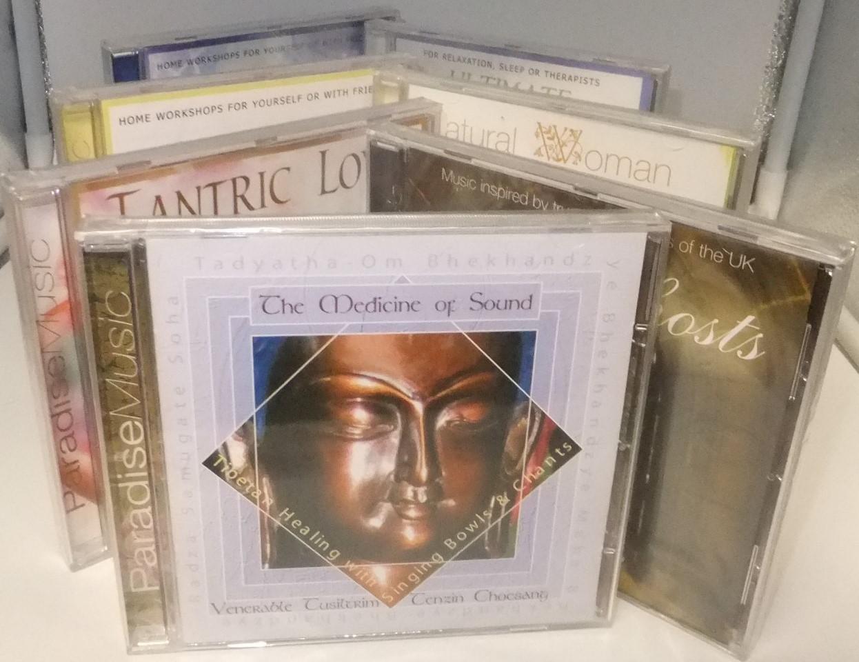 Paradise Music CDs