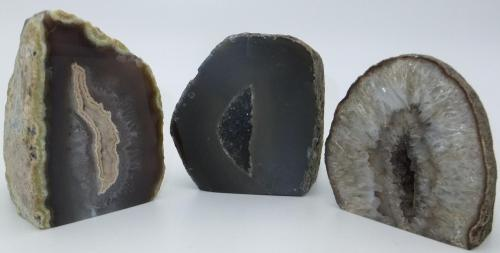 Natural Agate Geodes - 1