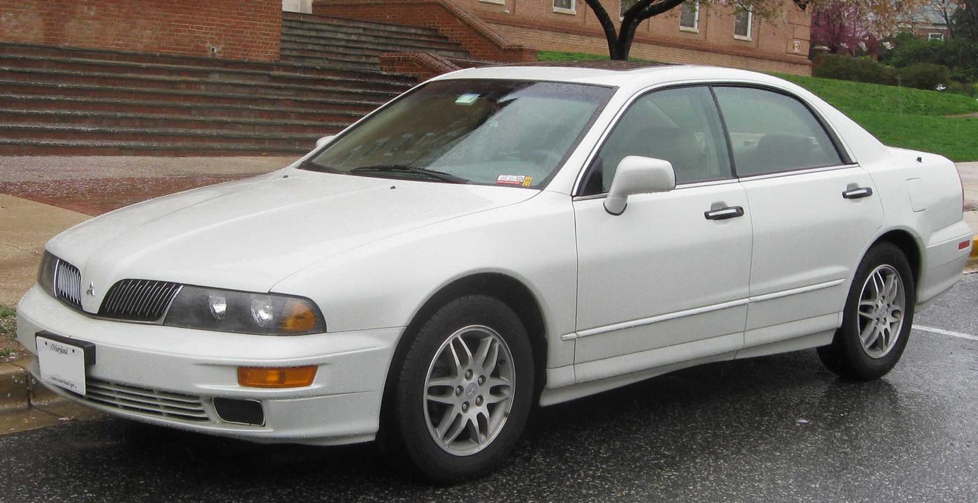Mitsubishi Diamante (1996)
