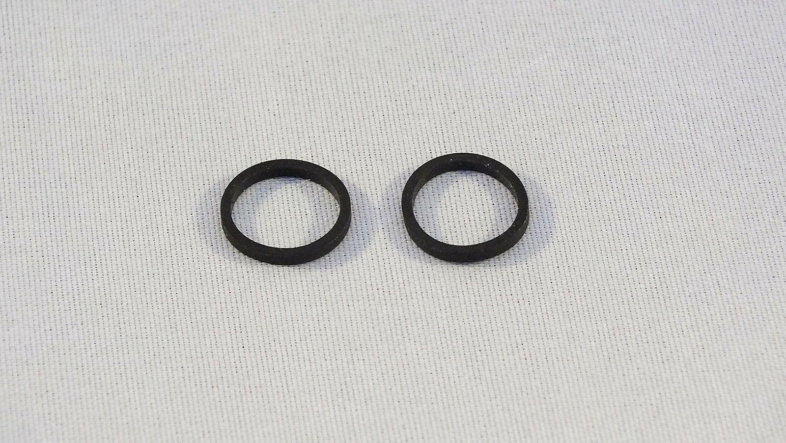 20252 # HORNBY DUBLO WRENN PAIR OF TRACTION TYRES REPO K2A