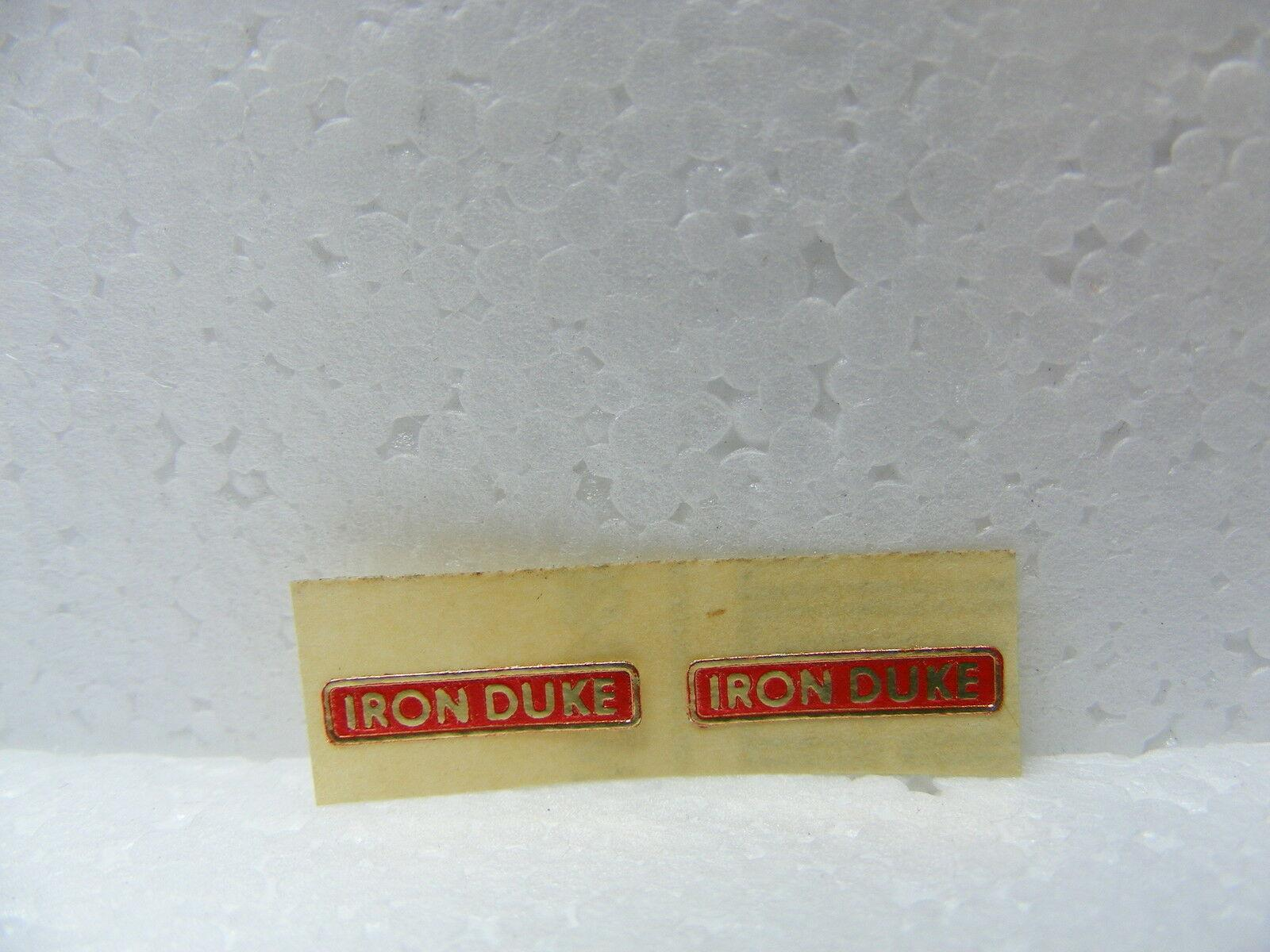 KC087 # HORNBY TRIANG NAME PLATE