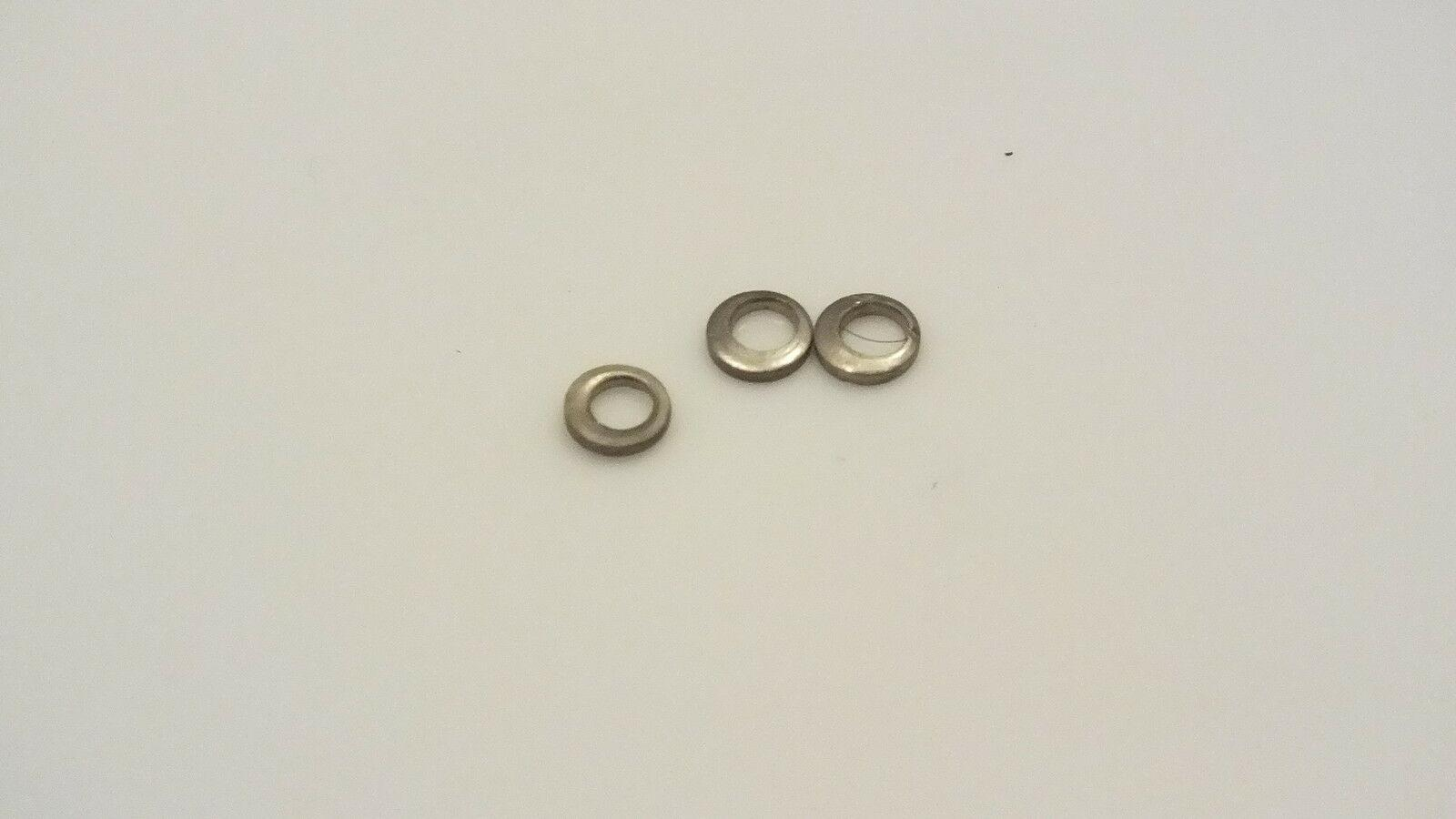 L3034 # HORNBY TRIANG  PKT 3    A4 BOGIE WASHERS    D4D