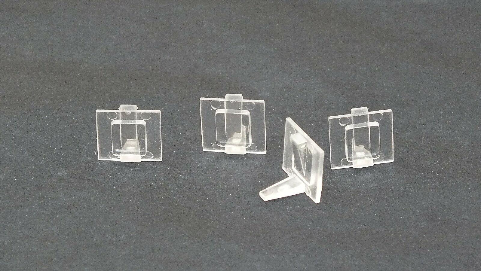 L5603  #  HORNBY TRIANG CLASS 58 CAB DOOR WINDOWS PACK OF 4     T5C