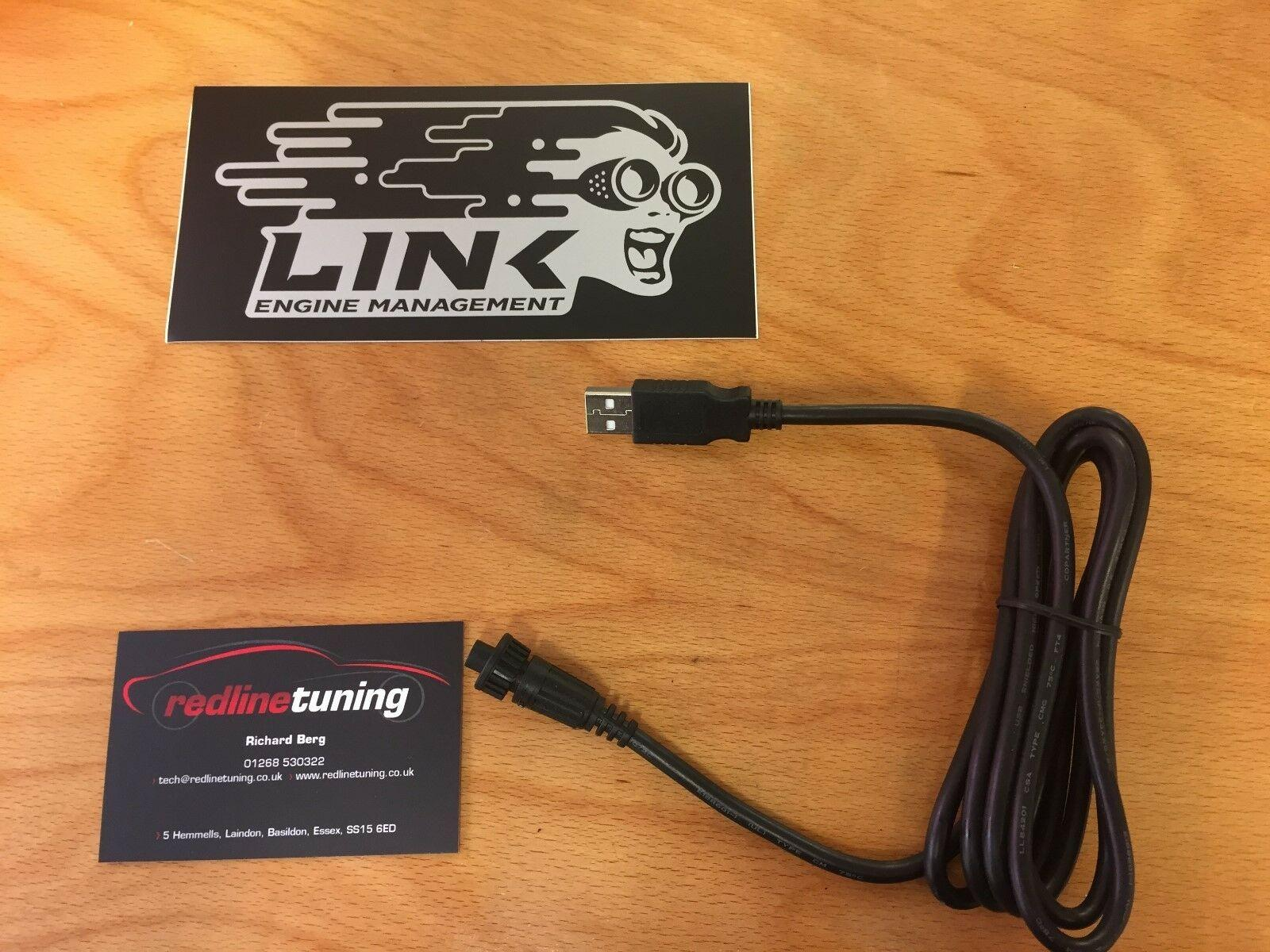 Link Tuning Cable USB Link G4 & G4+ Wire In ECU'S 1.5M over 30 sold