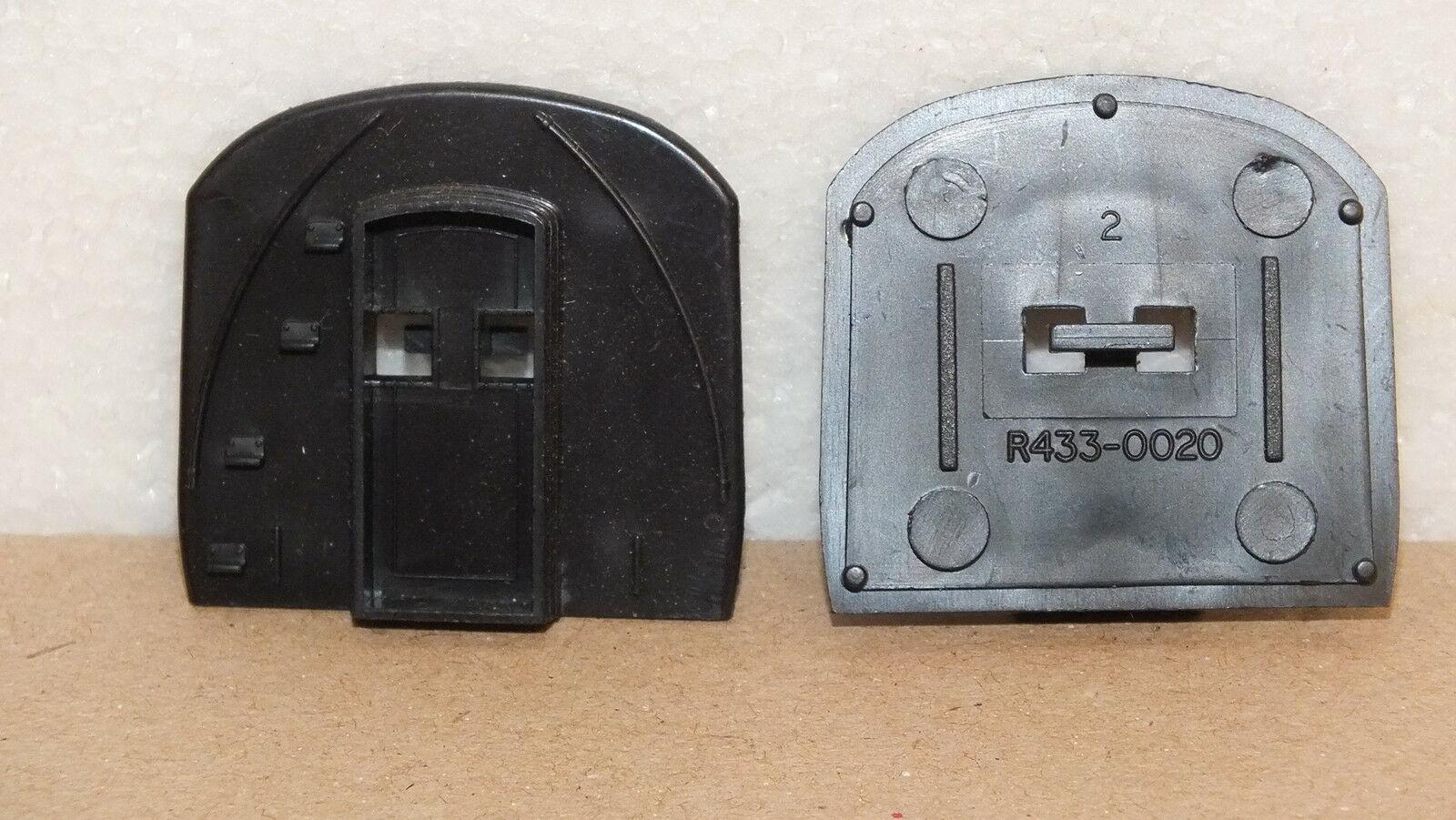 MS152  hornby triang spare parts coach ends pair  N5B