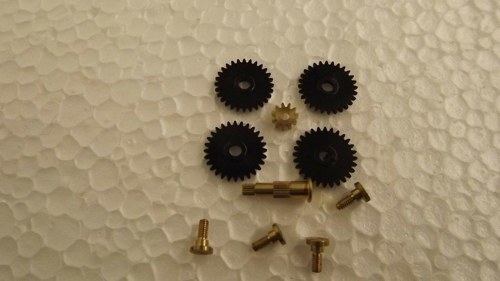 MS4 HORNBY TRIANG FULL SET OF GEARS. MULTI FIT PLEASE SEE DESC   E2E