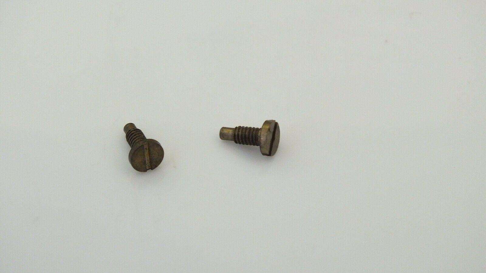 S1155 HORNBY TRIANG PACK 2 CYLINDER BLOCK SCREWS FITS 5MT     H5C